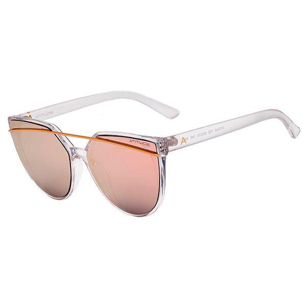 Óculos de Sol Atitude   Óculos Solar Atitude AT5346-T02 bee501247a