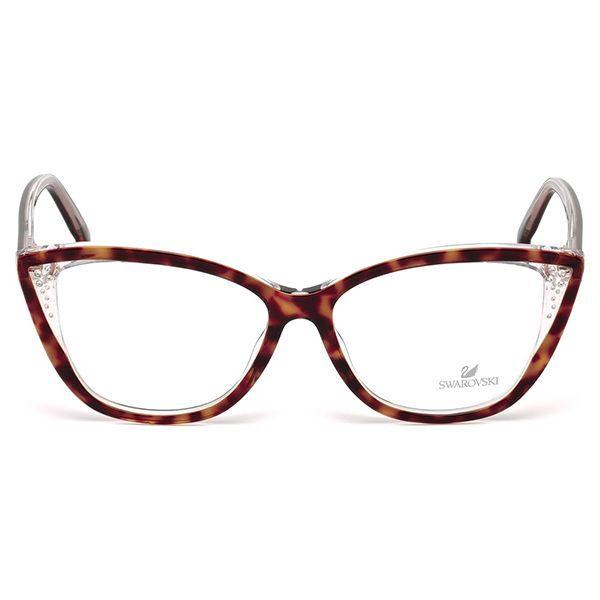 29ad5f8daa494 Óculos de Grau Swarovski SK5183-056 53
