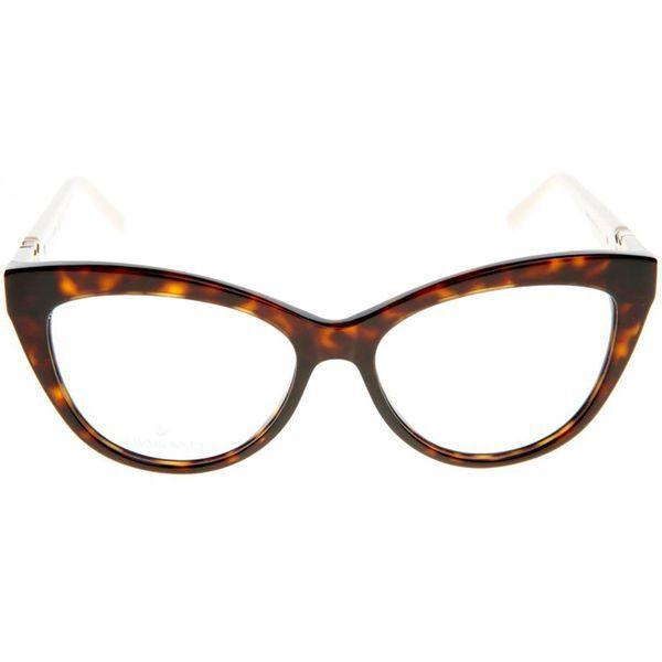 c92033381a22e Óculos de Grau Swarovski   Óculos de Grau Swarovski SK5226-052 52