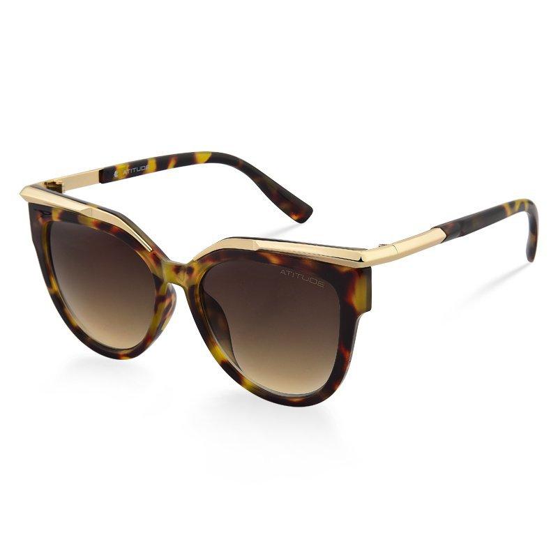95a1cf391 Óculos de Sol Atitude | Óculos de Sol Atitude AT5372/G21
