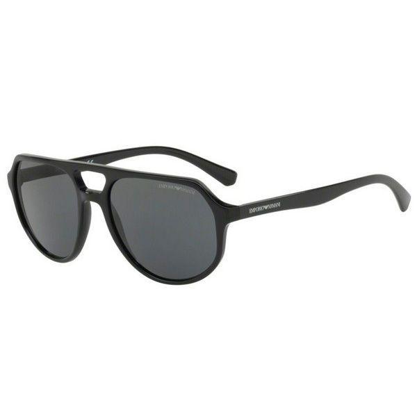 b86a1e28b3b70 Óculos de Sol Armani Exchange EA4111-500187 57