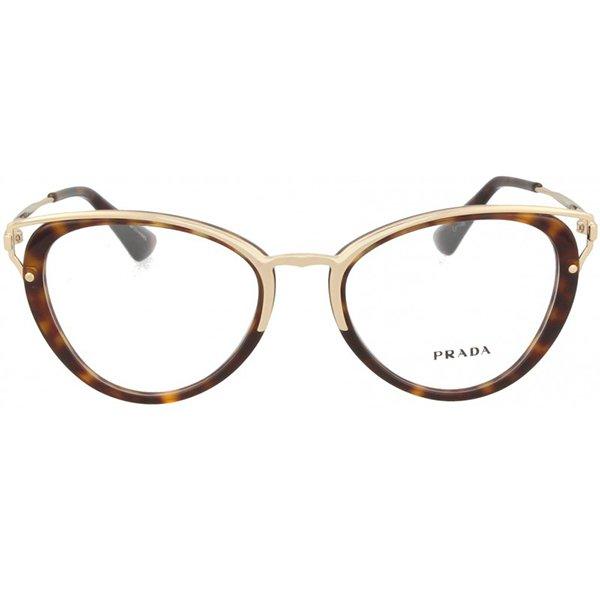 ... Óculos de Grau Prada Óculos de Grau Prada PR53UV-2AU1O1 52  b231a62c125876 ... 9d5e0009f6