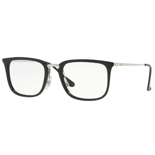Óculos de Grau Ray Ban   Óculos de Grau Ray Ban RX7141-5753 52 e882414349