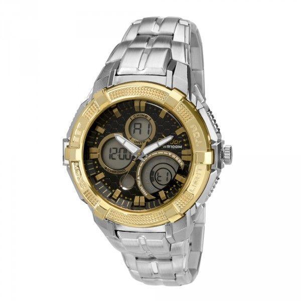 36190646f82 Relógio Condor Anadigi CO1101AD 3P