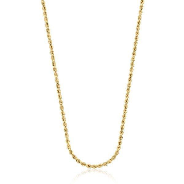 Correntes · Safira · Corrente Torsaide 40 cm em Ouro 18k 44ccaf3b96