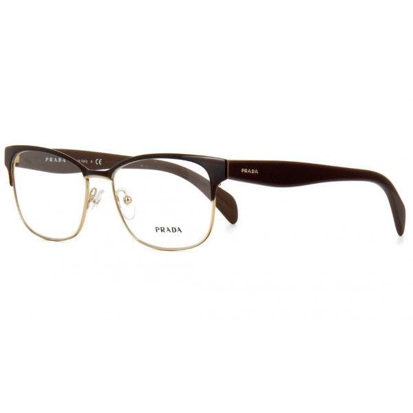 Óculos de Grau Prada   Óculos de Grau Prada PR65RV-DHO1O1 f70fa9fbe6