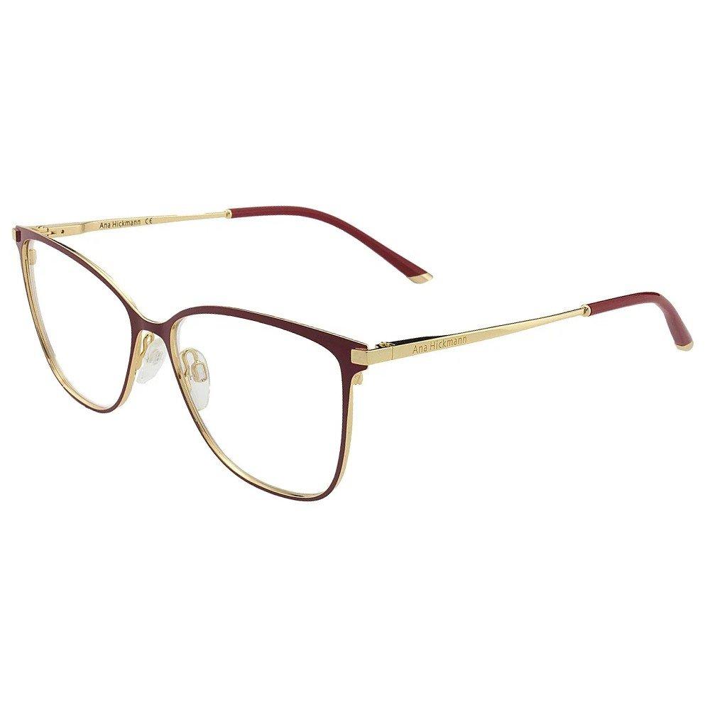 bca6e1dda5b Óculos de Grau Ana Hickmann AH1340-07A