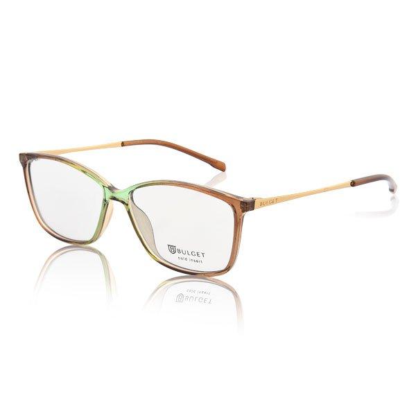 Óculos de Grau Feminino Bulget   Óculos de Grau Bulget BG4074-C05 86b1d21ffb