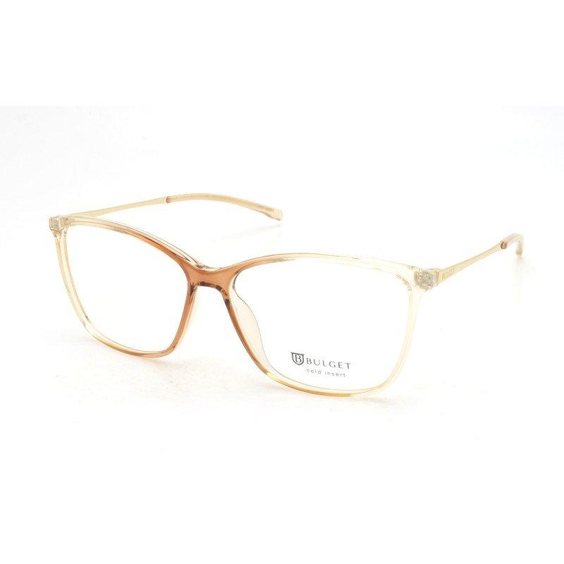 Óculos de Grau Feminino Bulget   Óculos de Grau Bulget BG4080 C02 2b6bb0a7ba