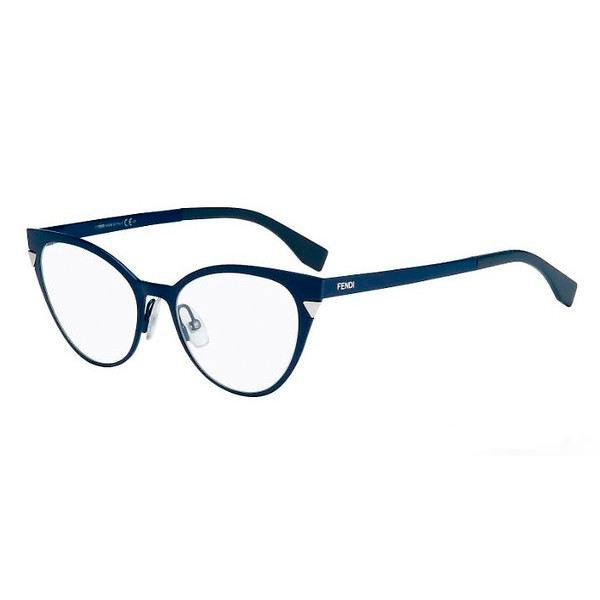 Óculos de Grau Feminino Fendi   Óculos de Grau Fendi FF 0126-MQH b7f8b06325