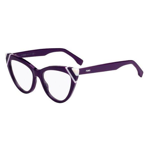 Óculos de Grau Feminino Fendi   Óculos de Grau Fendi FF 0245-B3V 5af802de68