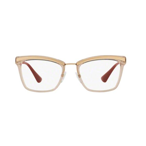 Óculos de Grau Feminino Prada   Óculos de Grau Prada PR15UV-KNG1O1 50 31c406a2dd