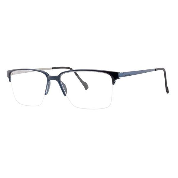 97457542f Óculos de Grau Masculino Stepper | Óculos de Grau Stepper SI-20068-550