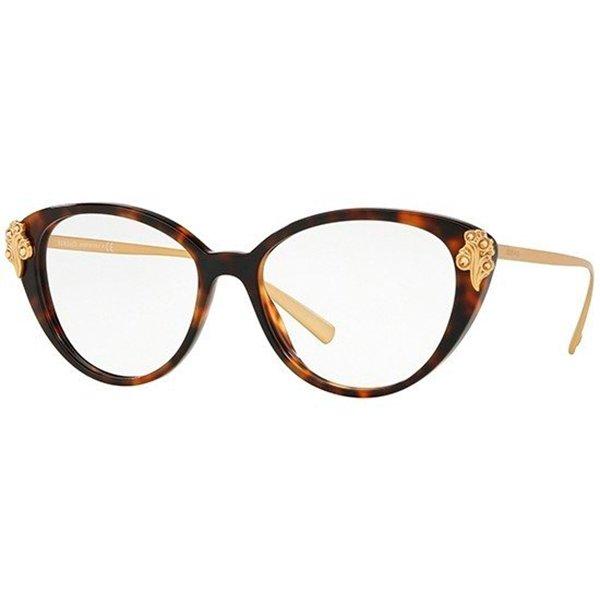 ... Óculos de Grau Feminino Versace Óculos de Grau Versace VE3262B-5267 54  07c8564f81462 5deb3e640f