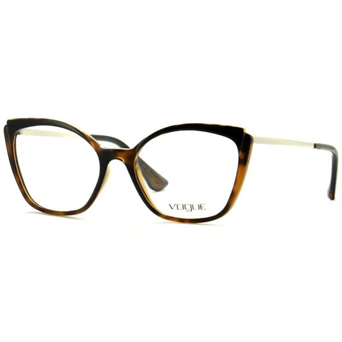 10d780f38 Óculos de Grau Feminino Vogue | Óculos de Grau Vogue VO5265L-W656 53