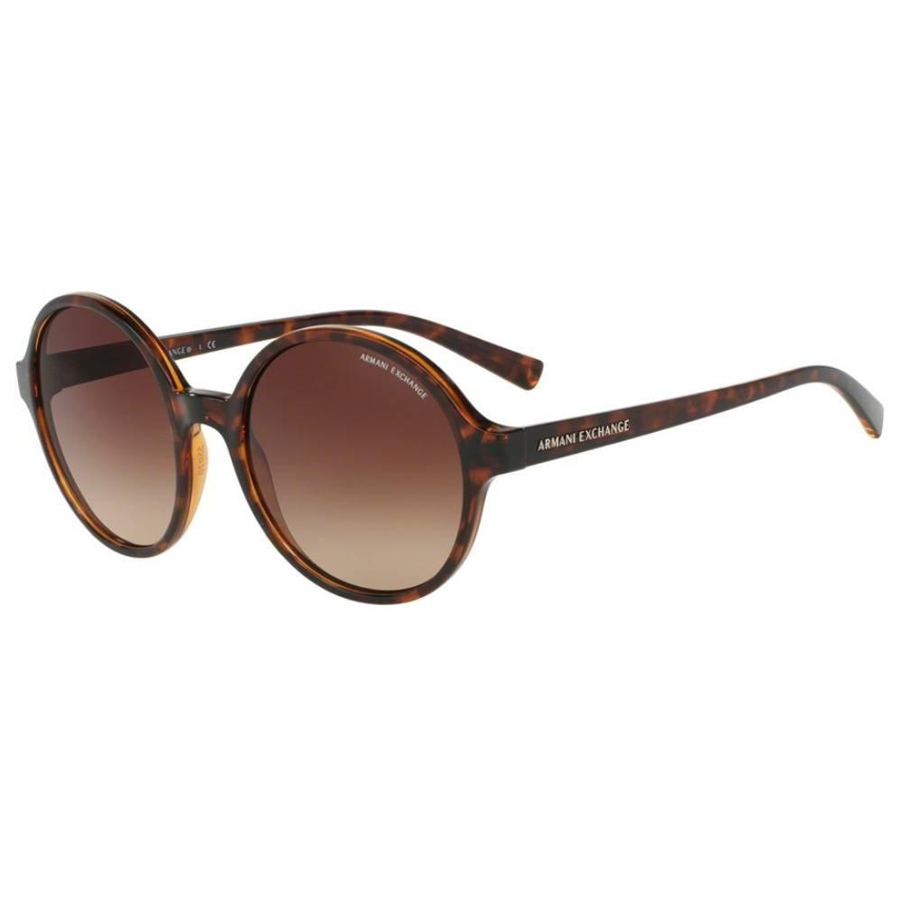 7ddb05cf3a1eb Óculos de Sol Armani Exchange AX4059SL-803713 55