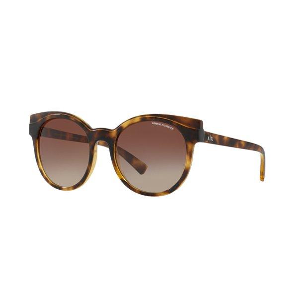 6a8aa89e7 Óculos de Sol Feminino Armani Exchange   Óculos de Sol Armani ...