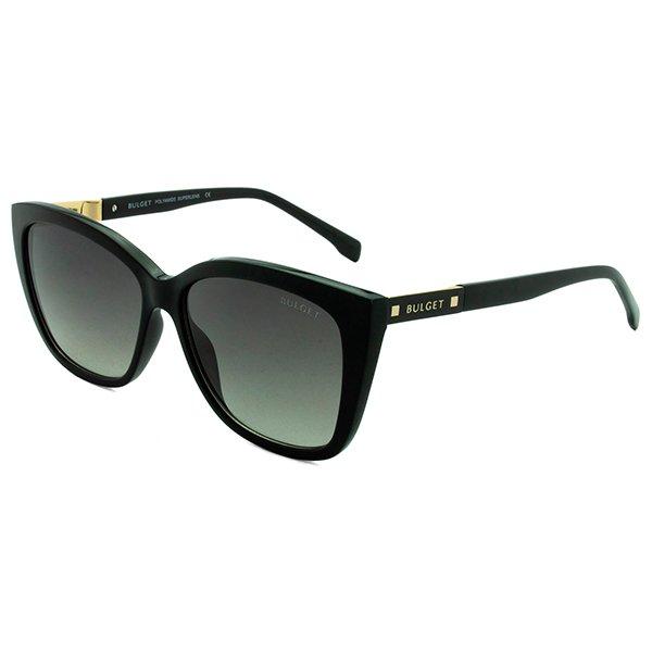 Óculos de Sol Feminino Bulget   Óculos de Sol Bulget BG9102I-A01 1a18a72143