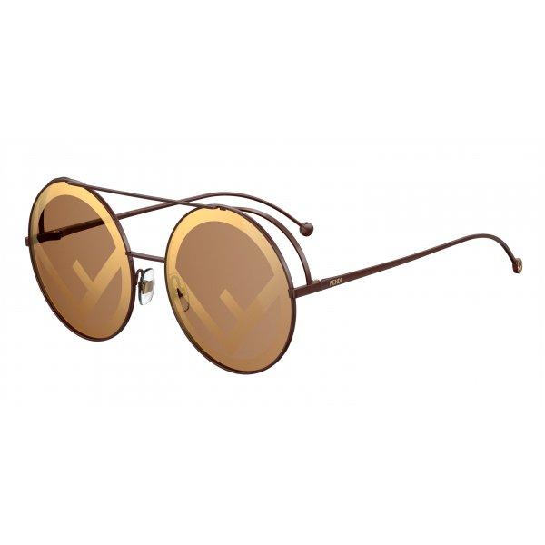 5f1a939ca3aa4 Óculos de Sol Fendi Run Away FF 0285 S-09Q