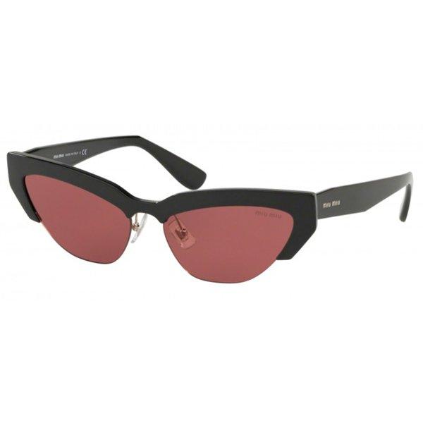 38ffddb7fe26c Óculos de Sol Miu Miu MU04US-1AB0A0 59