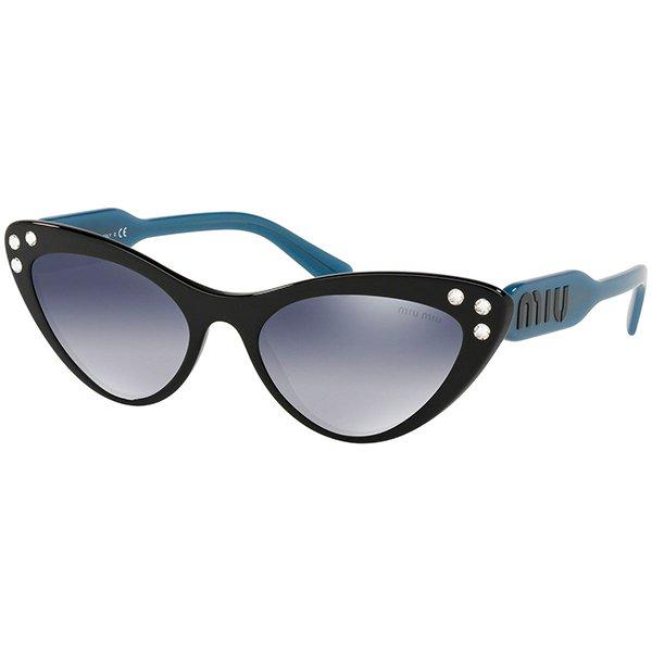 cb78c97584a0c Óculos de Sol Feminino Miu Miu   Óculos de Sol Miu Miu MU05TS-1AB3A0 ...