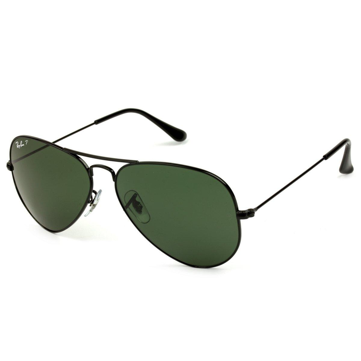 77654694ce758 Óculos de Sol Ray Ban Aviador Aviador RB3025L-002 58 58