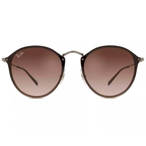 fcb7fffb7305e Óculos de Sol Ray Ban Blaze Round RB3574N-004 13 59