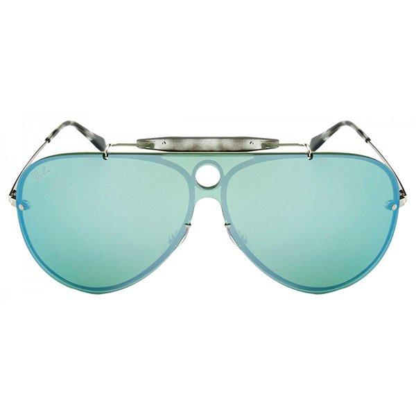 f2ed8d8cc0f49 Óculos de Sol Ray Ban Blaze Shooter RB3581N-003 30 32