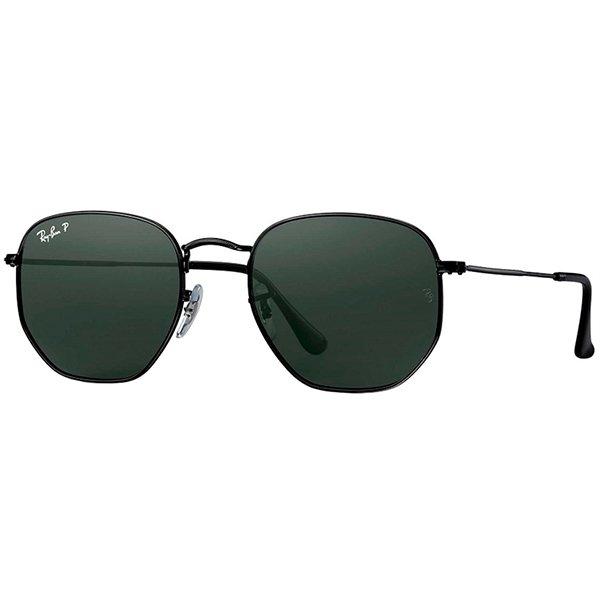 10ea8ea3bb2fc Óculos de Sol Ray Ban Hexagonal RB3548N-002 58 54