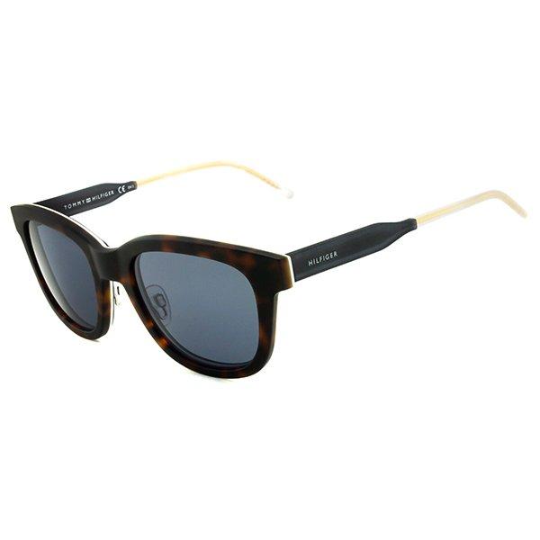 Óculos de Sol Feminino Tommy Hilfiger   Óculos de Sol Tommy Hilfiger ... b6505ecca3