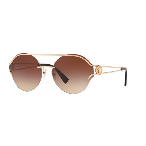 Óculos de Sol Feminino Versace   Óculos de Sol Versace VE2184-125213 61 3086a29fbd