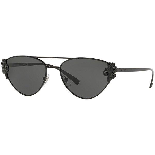 330080a922f34 Óculos de Sol Feminino Versace   Óculos de Sol Versace VE2195B-100987 56