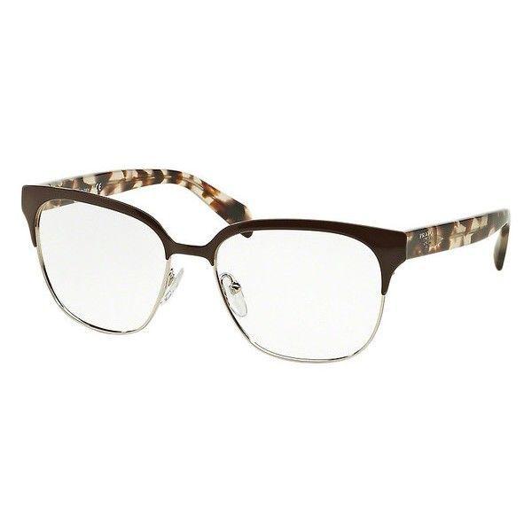 Óculos de Grau Prada   Óculos de Grau Prada PR54SV-DHO1O1 25ad490b95