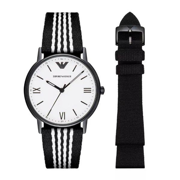 f552b1349a0 Relógio Emporio Armani Kappa AR80004 8BN