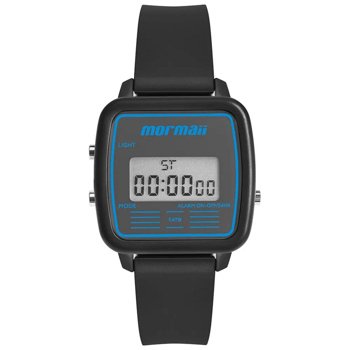 4bd2a13da7c1e Relógio Mormaii Digital MOJH02BA 8A