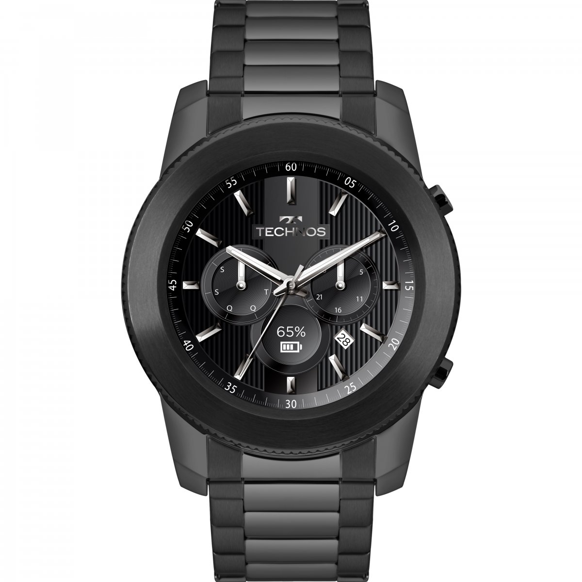 b5a8468dea256 Relógio Masculino · Technos · Relógio Technos Connect 3+ M1AB 4P