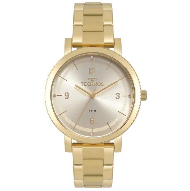 Relógio Feminino Technos   Relógio Technos Dress 2035MPR 4X f36a24eb0c