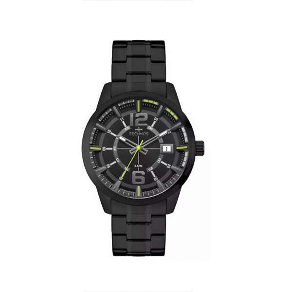 8af6033e8cf Relógio Masculino · Technos · Relógio Technos Racer Preto 2315KZV 4P
